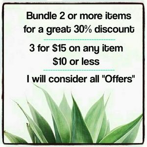 """Other - I will Consider ALL All """"Offers"""""""